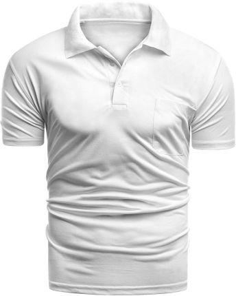 9290de49a Wyprzedaż koszulka polo Y601 - biała