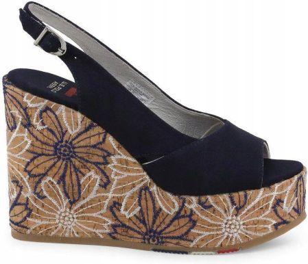 Sandały damskie DONET4155S8_Y4 76 (U.S. Polo)