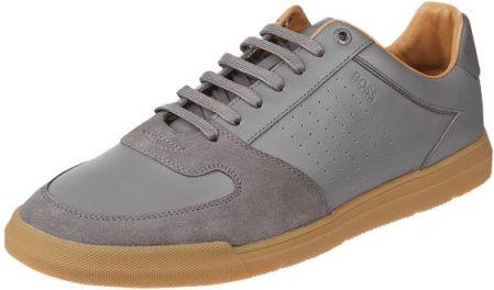 daf02c68bce05e Boss Sneakersy z gładkiej i welurowej skóry Peek & Cloppenburg. Buty  sportowe męskieBoss Sneakersy ...