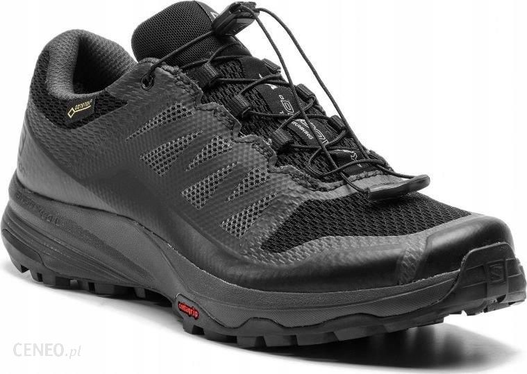 Buty trekkingowe Salomon Effect Gtx® Magnet Black Monument Czarny Ceny i opinie Ceneo.pl