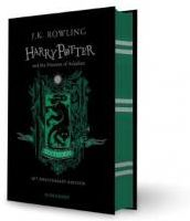 Literatura obcojęzyczna Harry Potter and the Prisoner of Azkaban - Slytherin Edition - zdjęcie 1