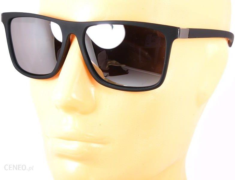 Okulary przeciwsłoneczne męskie z polaryzacją Nerdy