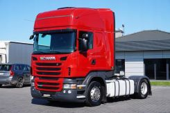 SCANIA / R 420 / E 5 / MANUAL / TOPLINE BAKI 1500