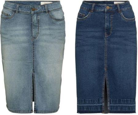 cae049995a8607 ESMARA® Spódnica damska jeansowa