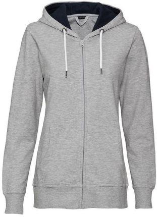 Amazon Nike Sportswear Damskie Rally Logo bluza z kapturem, szary, xl Ceneo.pl