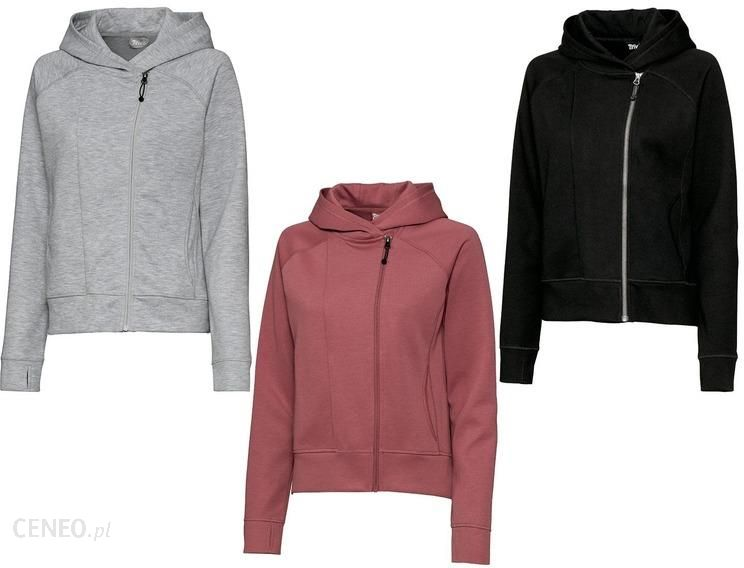 CRIVIT® Bluza dresowa damska Ceny i opinie Ceneo.pl