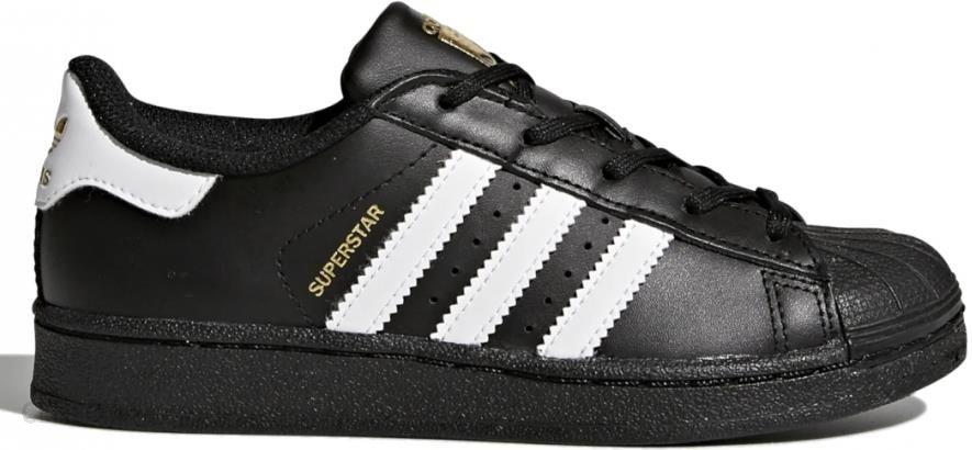 30 Buty Dzieciece Adidas Superstar BA8379 Czarne Ceny i opinie Ceneo.pl