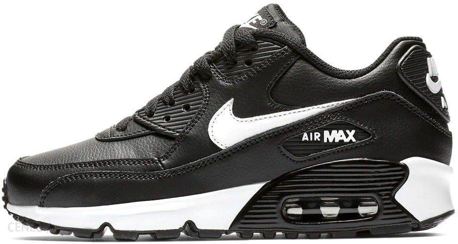 40 Buty Nike Air Max 90 Czarne 833412 001 Skᄄᆴra Ceny i