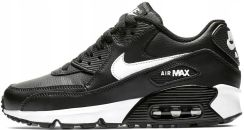 Buty Nike Air Max 90 Leather Gs 833412 025 r. 38 Ceny i opinie Ceneo.pl
