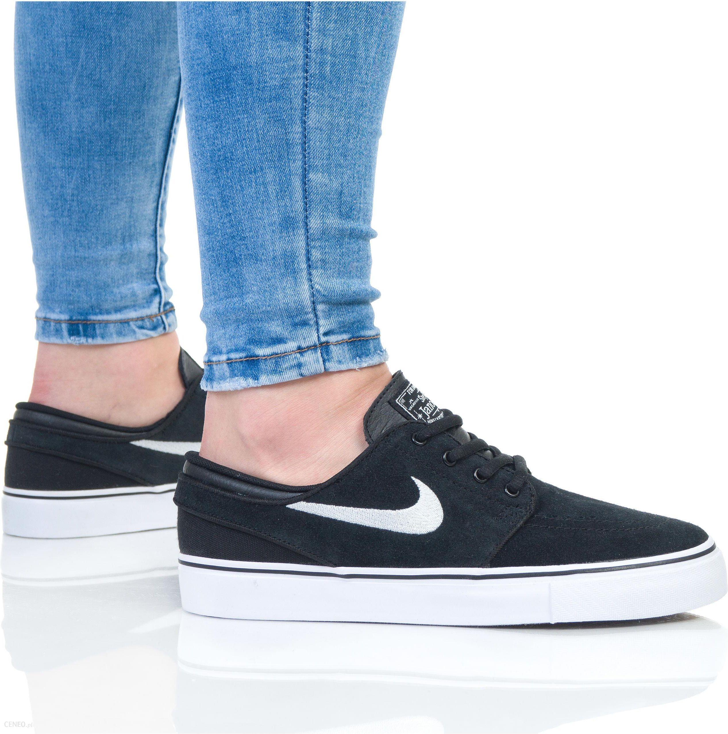 pierwsza stawka Nowa kolekcja rozmiar 7 Buty Nike Damskie Stefan Janoski 525104-021 Czarne - Ceny i opinie -  Ceneo.pl