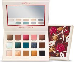 NABLA Secret Palette Paleta 15 Cieni do Powiek