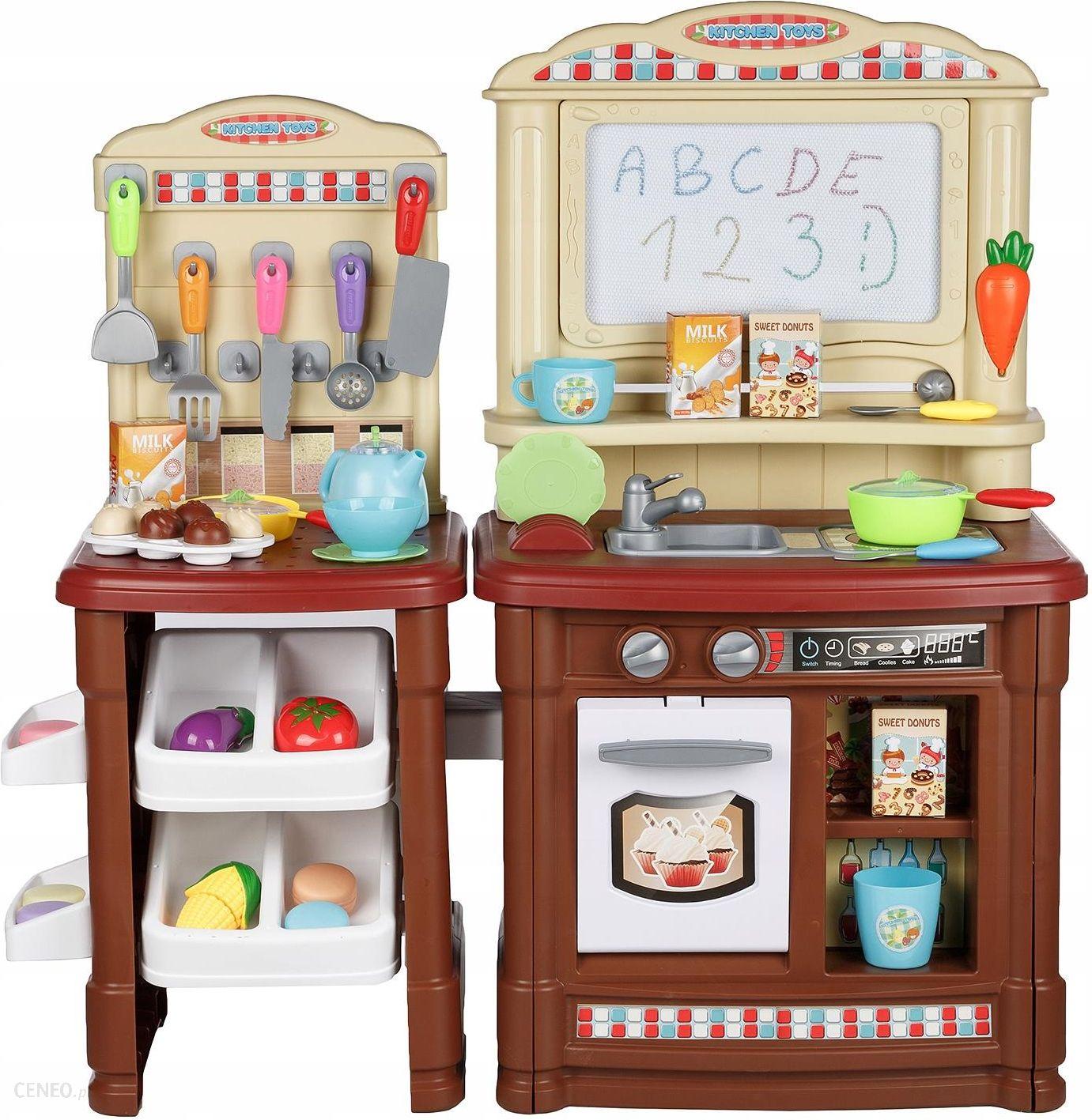 Zabawka Kinderplay Kuchnia Dla Dzieci Woda światło Dźwięk Ceny I Opinie Ceneopl
