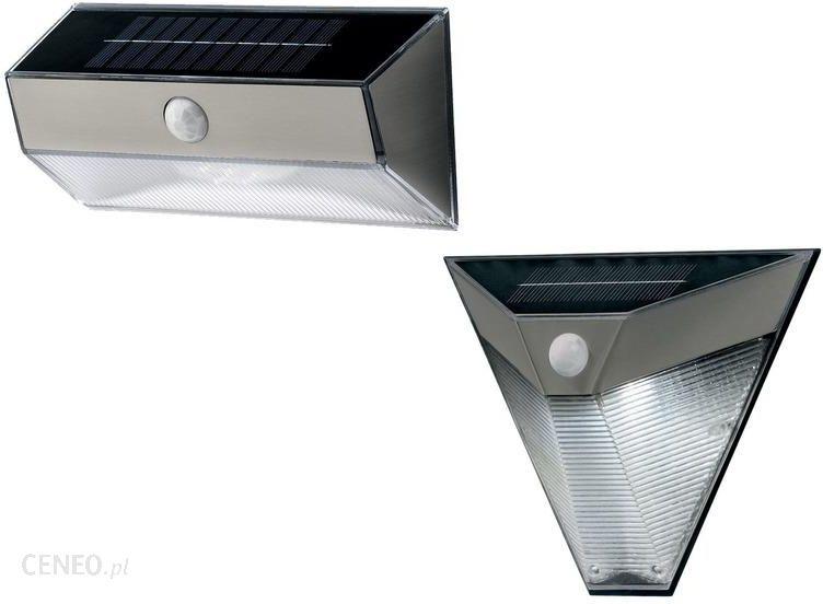 Livarnolux Lampa Solarna ścienna Led 4 X 05 W Ceny I Opinie Ceneopl