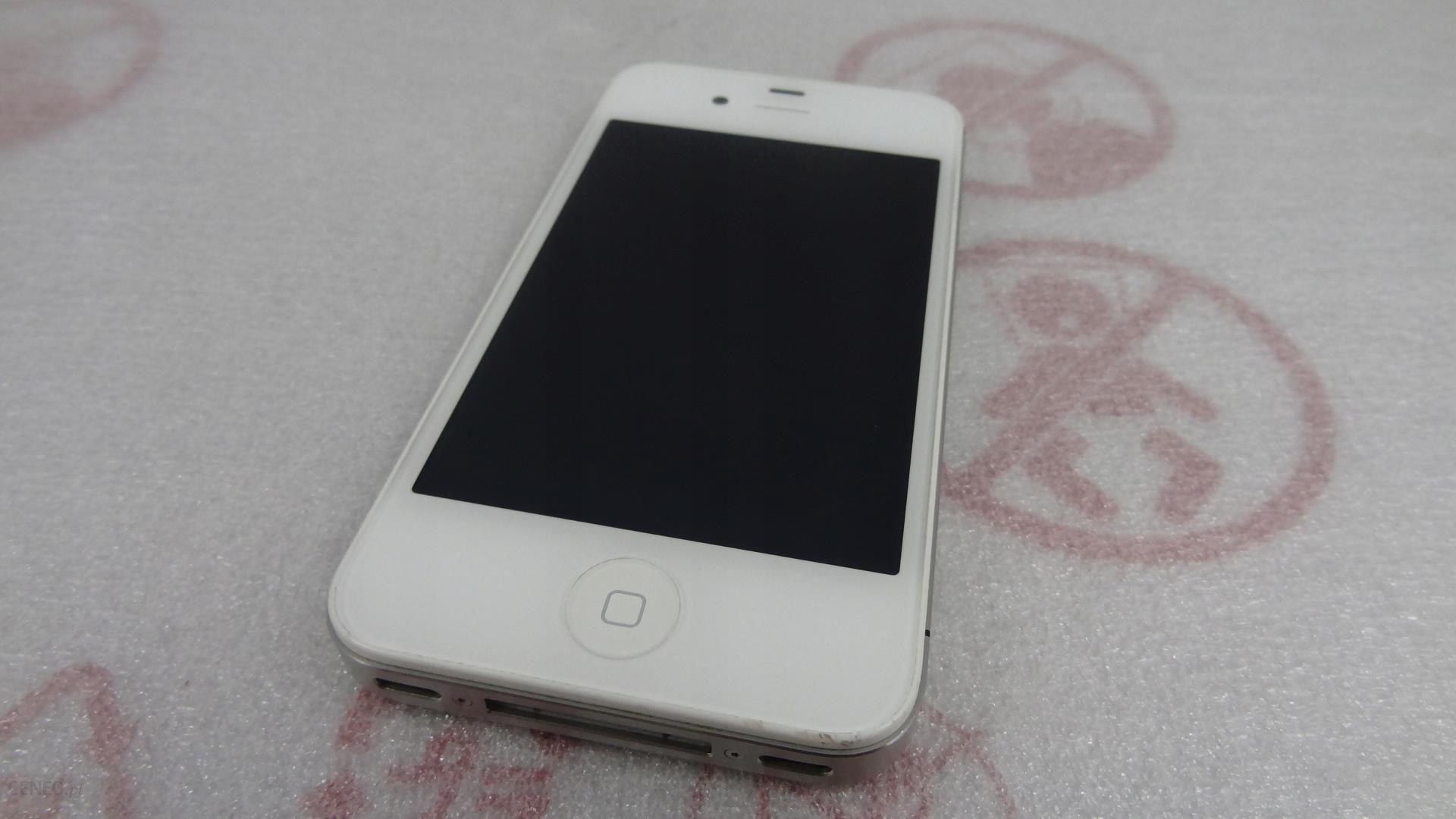 Telefony Z Outletu Produkt Z Outletu Iphone 4s A1387 16gb Icloud Faktura Ceny I Opinie Ceneo Pl