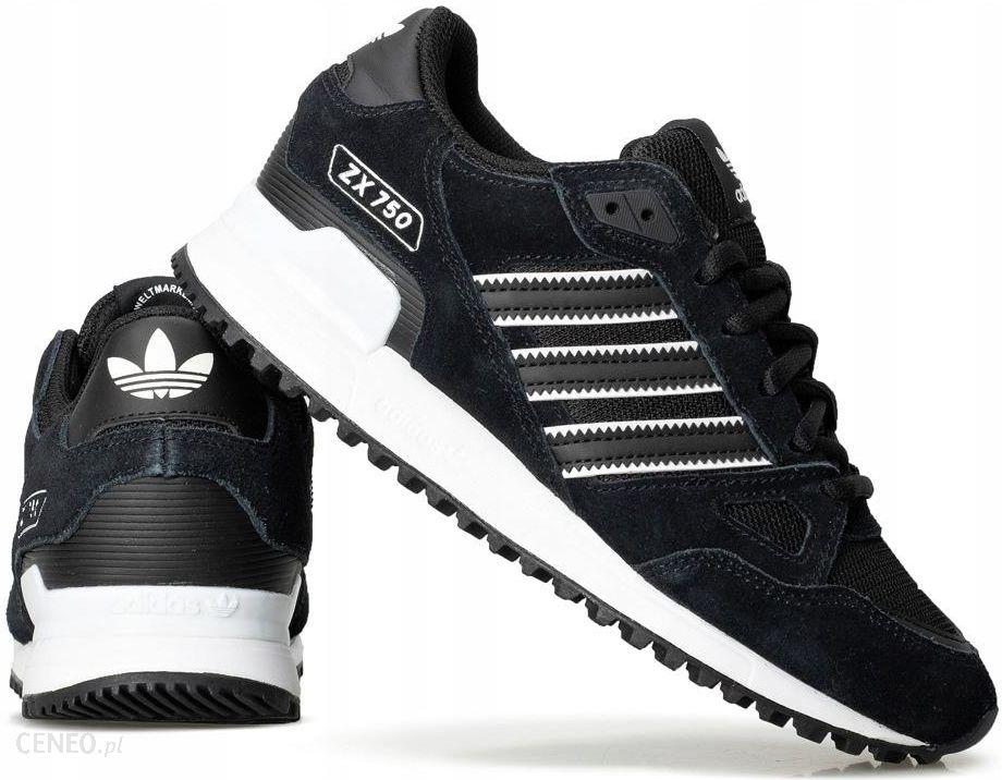 Adidas Zx 750 Buty sportowe Damskie BY9274 Czarne Ceny i opinie Ceneo.pl