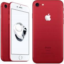 Produkt z Outletu: Apple iPhone 7 128GB Red - Limited Edition - Kl A