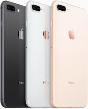 Produkt z Outletu: Apple Iphone 8 Plus + 64GB 3 Kolory Szkło + Etui A