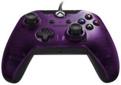 e07d0579d Produkt z Outletu: PDP Xbox One & Windows Wired Controller (fioletowy)
