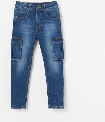 4f41796aa Ocieplane spodnie dresowe a`la legginsy PORCELAINE r.92-128 - Ceny i ...