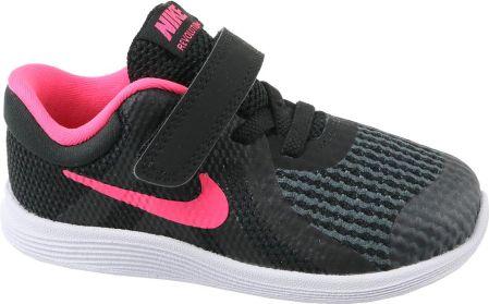 Nike Buty dziecięce Revolution 4 TDV czarne r. 18. Ceny i opinie Ceneo.pl