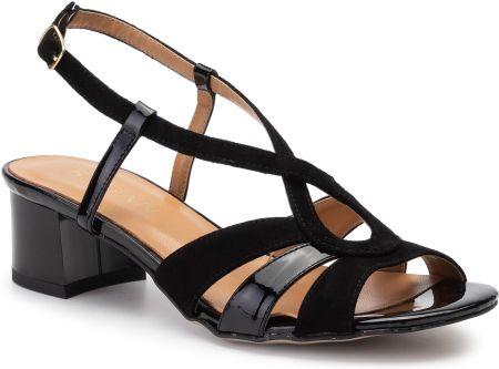 Sandały damskie Graceland czarny