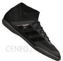 Czarne buty halowe Adidas