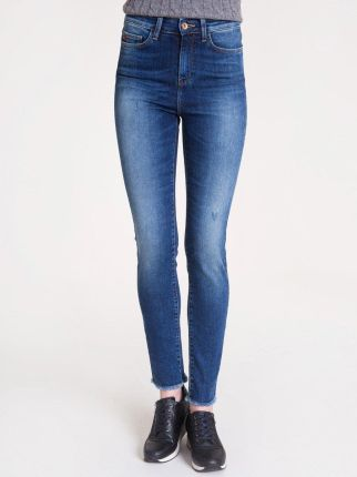 9bc3e3db65ea32 Guess Jeans - Jeansy Marilyn 3 Zip - Ceny i opinie - Ceneo.pl