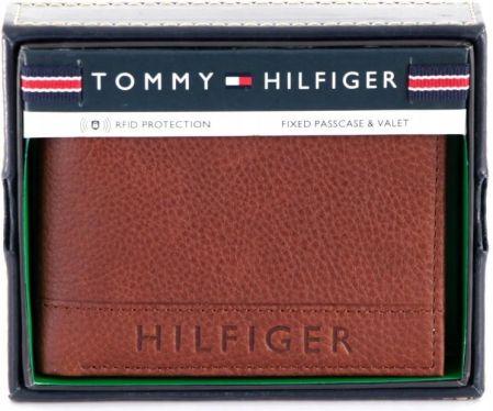 1b0d635e2 Tommy Hilfiger - Portfel skórzany - Ceny i opinie - Ceneo.pl