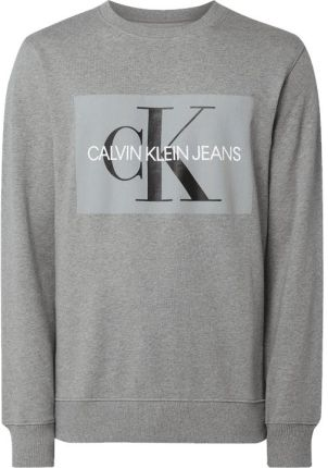 f35d7c03d Calvin Klein Jeans Bluza z nadrukiem z logo ...