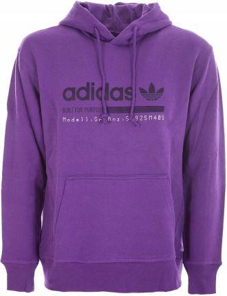 5658e0696 Adidas Mężczyzn Fioletowy Bluzy Xs Int Allegro