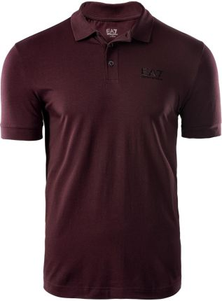 6d54d826324702 EA7 Emporio Armani Męska koszulka TRAIN CORE ID POLO 8NPF04PJM5Z1492