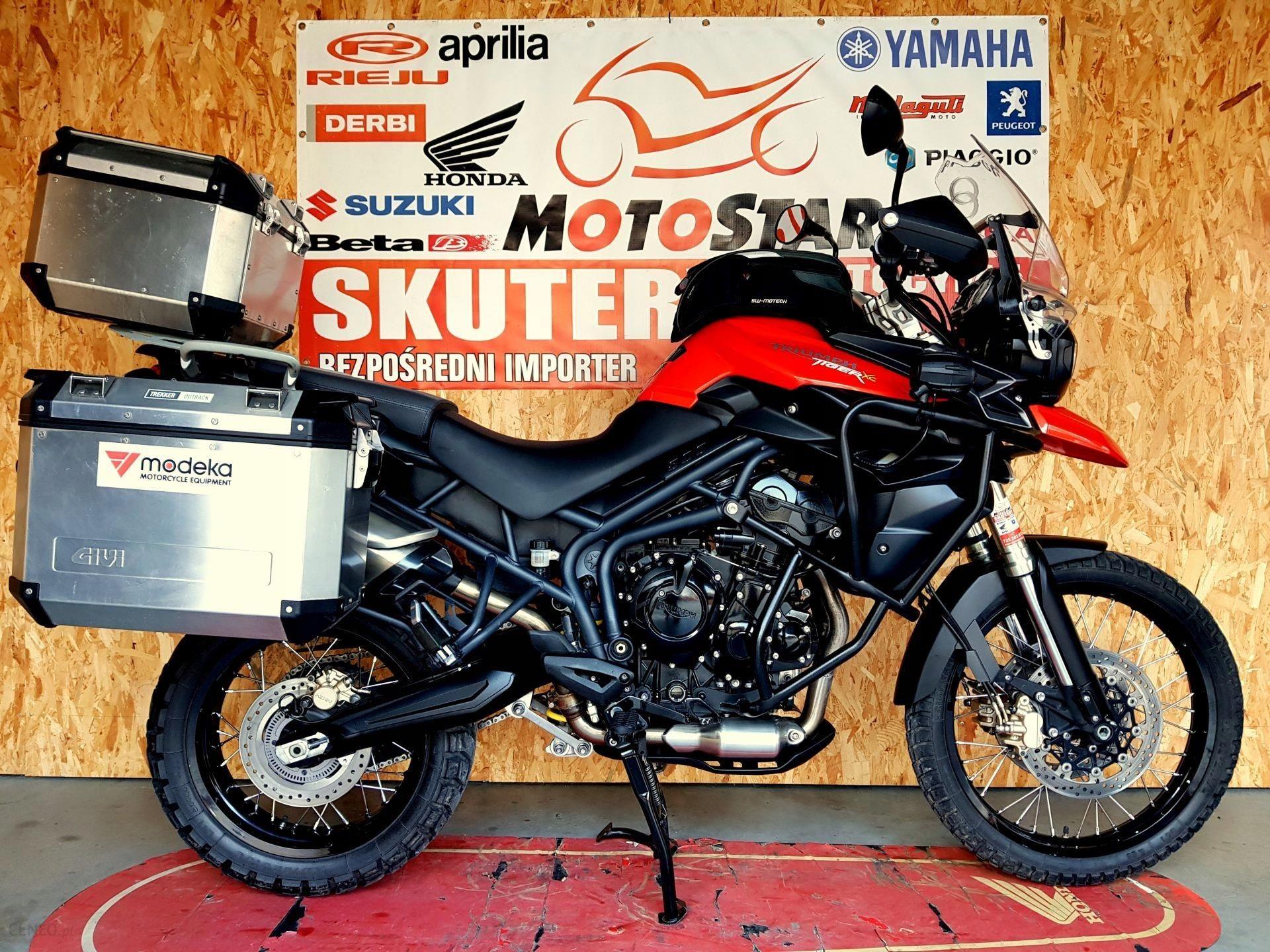 Triumph Tiger 800 Xc Abs 2012 Full Opcja Opinie I Ceny Na Ceneo Pl