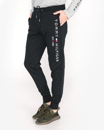 21ddbf0861d4f0 Tommy Hilfiger Spodnie dresowe Czarny XL