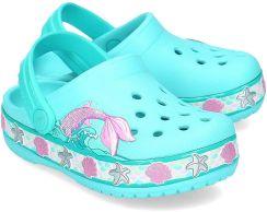 152a28bc Crocs - Klapki Dziecięce - 205646 ICE BLUE