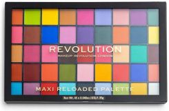 Makeup Revolution REVOLUTION Paleta cieni MAXI Re Loaded Palette Monster Mattes