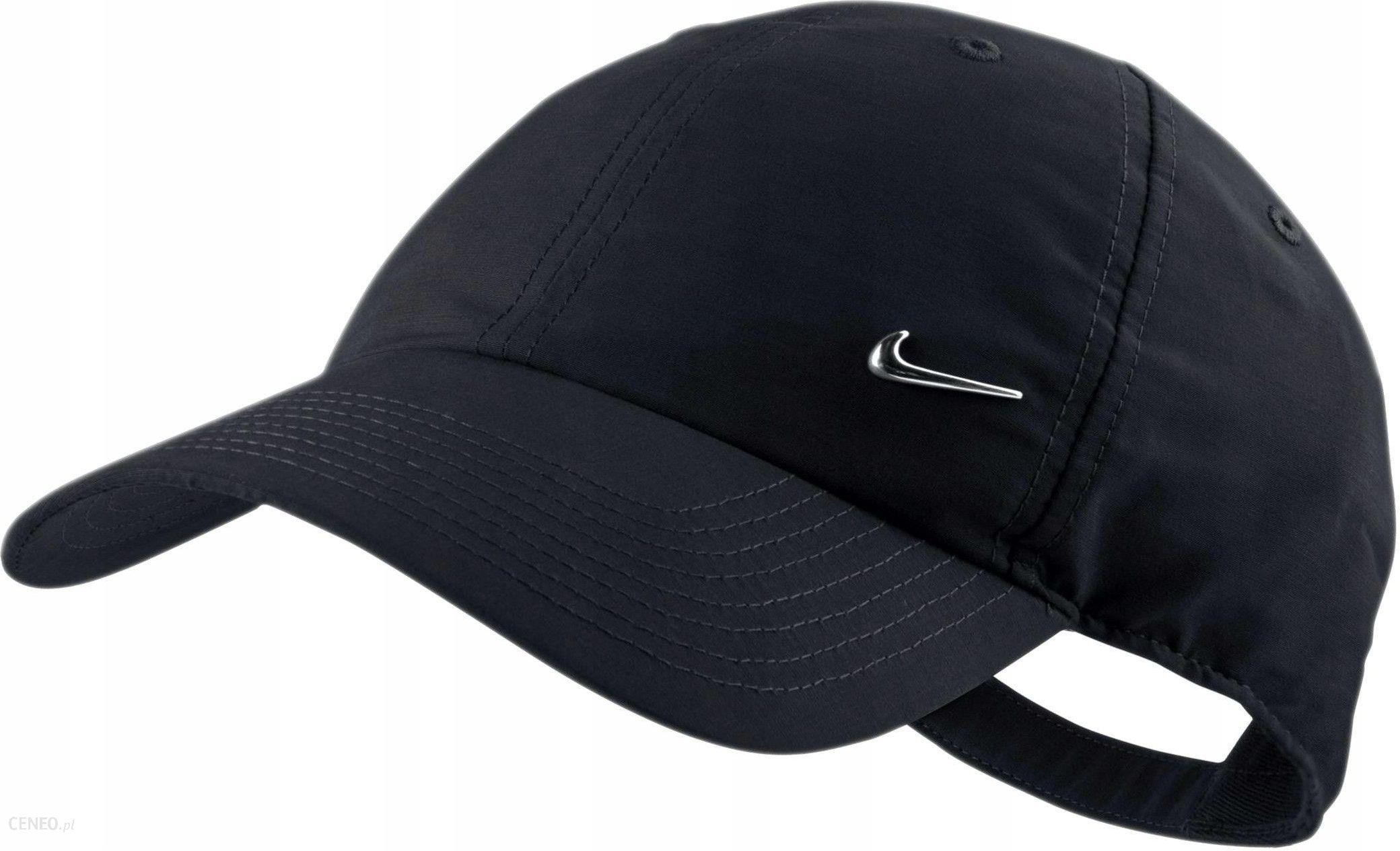 Nike Czapka z daszkiem Bejsbolówka czarna 010 Ceny i opinie Ceneo.pl
