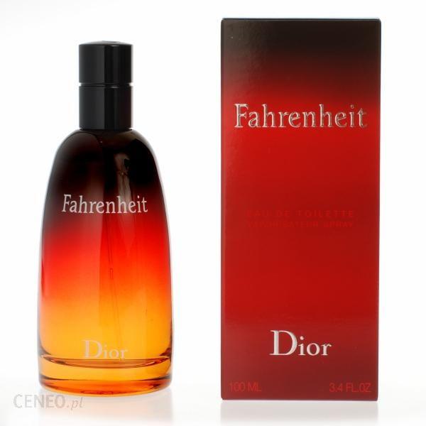5f142ea72e6f5 Christian Dior Fahrenheit Woda toaletowa 30 ml spray - opinie ...