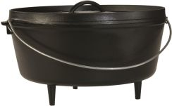 Lodge Kociołek Żeliwny Camp Dutch Oven 9,5 L (L14Dc03)
