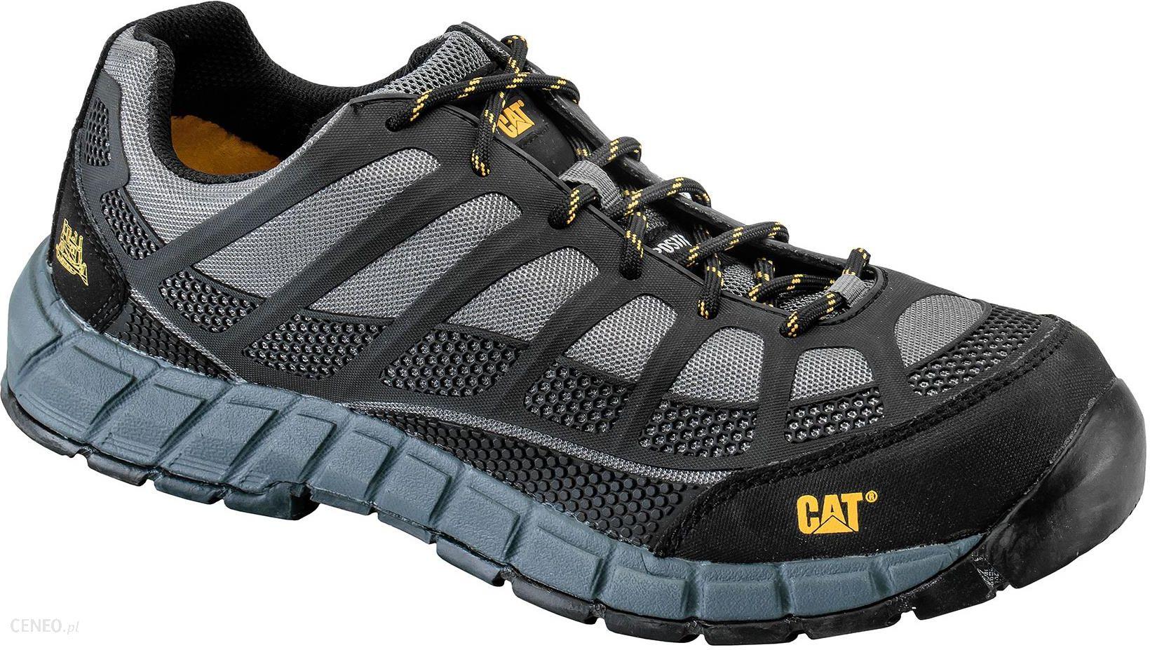niska cena 100% wysokiej jakości najbardziej popularny Caterpillar Męskie Buty Robocze Streamline Ct S1P Hro Src Szare (P717354)