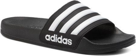 e4c7bd54 Klapki adidas - Adilette Shower K G27625 Cblack/Ftwwht/Cblack eobuwie