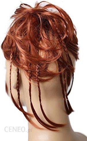 Amazon Prettyshop Mocna Gumka Do Włosów Fryzury Dla Panny Młodej Wysokich Upięć I Porządkowania Kręconych Włosów Ceneopl
