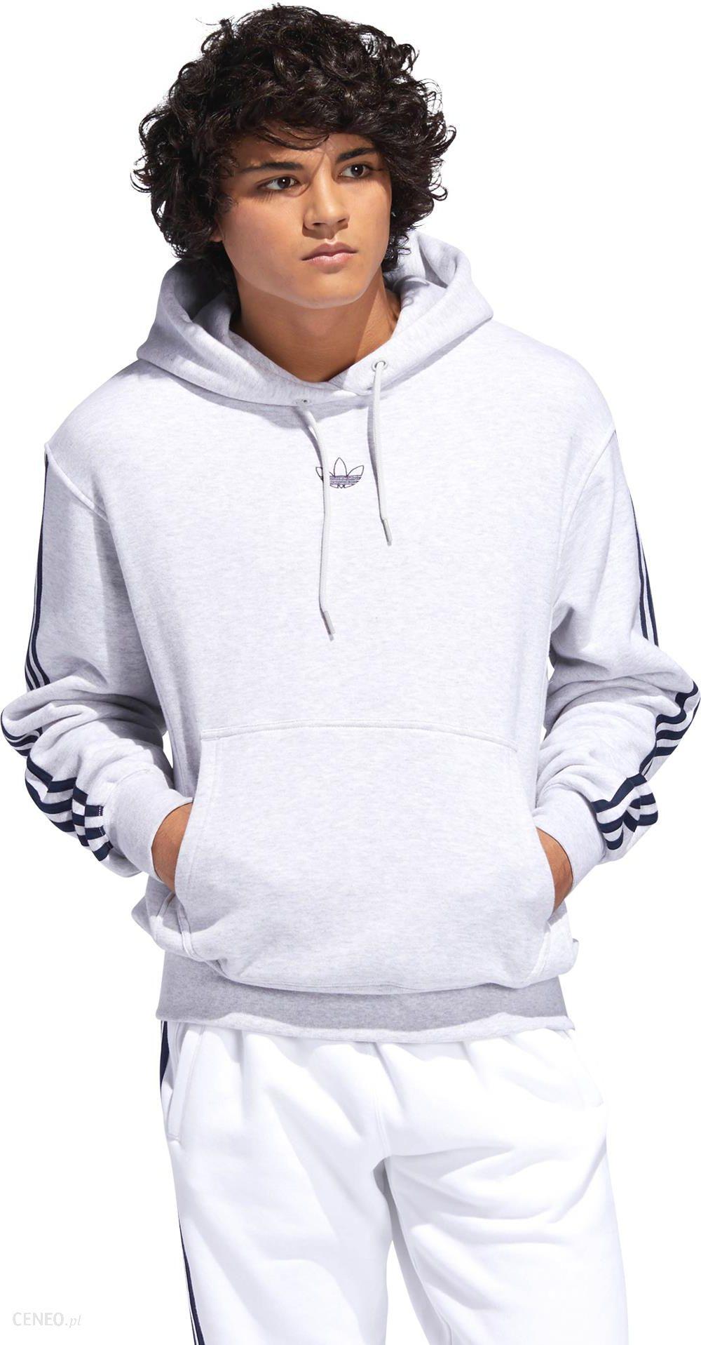 Adidas Originals Off Court Bluza Biały Szary XL Ceny i opinie Ceneo.pl