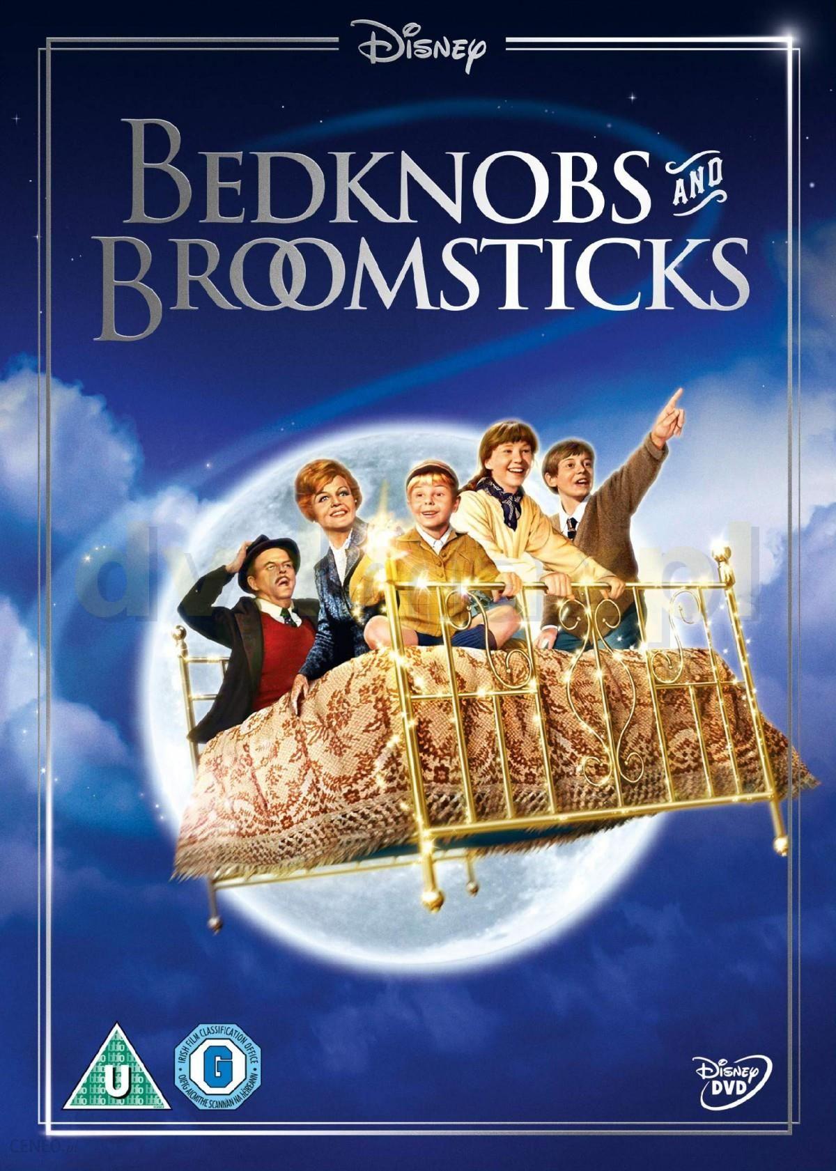 Film Dvd Bedknobs And Broomsticks Special Edition Gałki Od łóżka I Kije Od Miotły Dvd Ceny I Opinie Ceneopl