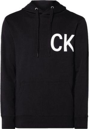 84393d530 Calvin Klein Jeans Bluza z kapturem z nadrukami z logo ...