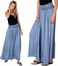 c461b767f Maxi Długa spódnica - sukienka Włoska Jeans