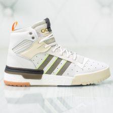 61dcc065 Białe Buty sportowe męskie Adidas - Wysokie - Ceneo.pl