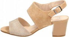 Sandały damskie M.DASZYŃSKI SA150 4 RD