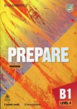 Prepare 4 B1 Workbook with Audio Download - zdjęcie 1