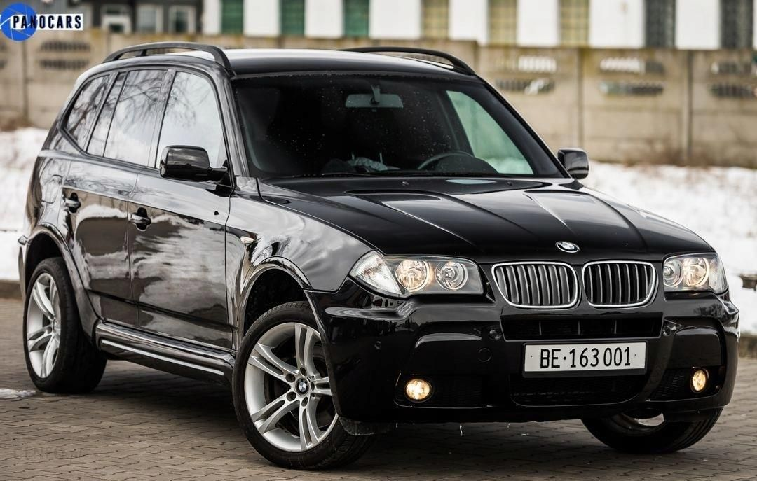 bmw x3 e83 m pakiet automat opinie i ceny na. Black Bedroom Furniture Sets. Home Design Ideas