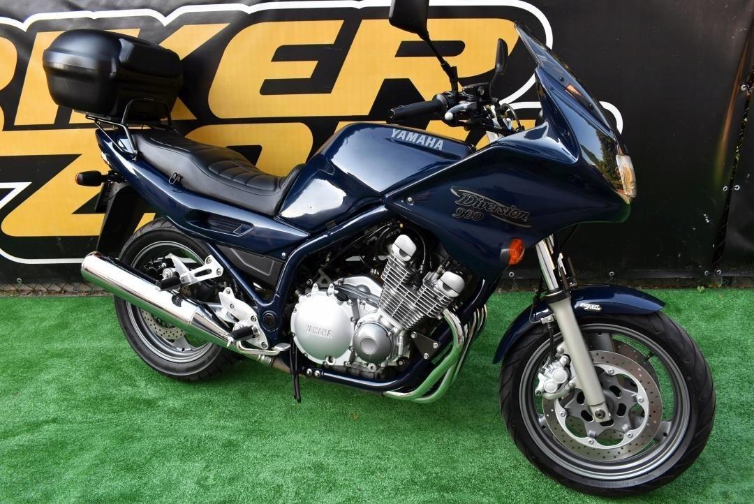 Yamaha Xj 900 Diversion 2001 Stan Idealny Raty Opinie I Ceny Na Ceneo Pl